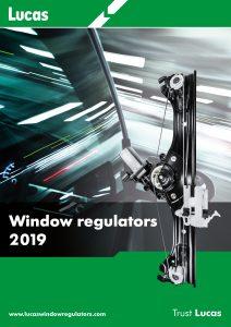 Power and manual window regulators catalogue